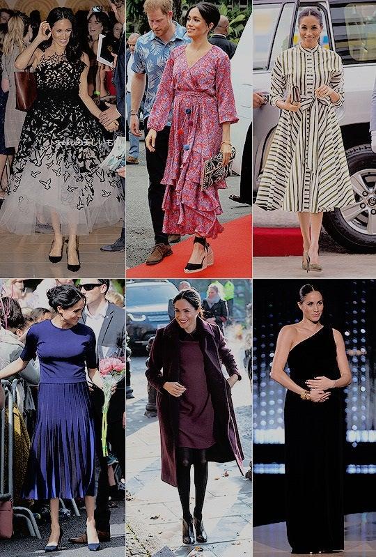 英国王室メーガン妃 メーガン妃 ファッション ブログ 2018年メーガン妃ファッションまとめ