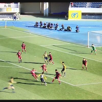 全国高校サッカー選手権大会 3回戦、丸岡vs日本航空*の記事に添付されている画像