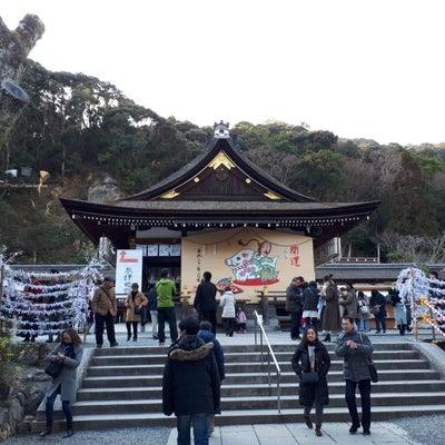 京都で初詣の記事に添付されている画像