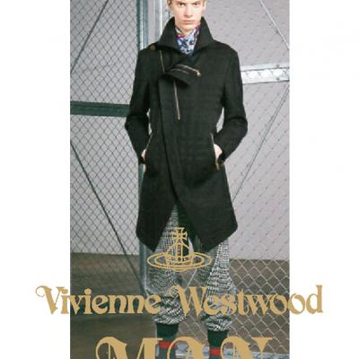 ◆Vivienne Westwood MAN ◆ シャドーチェック ライダースコの記事に添付されている画像