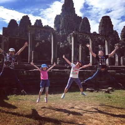 #カンボジアガイド(151) #アンコールワット2日間、ご家族プライベートチャーの記事に添付されている画像