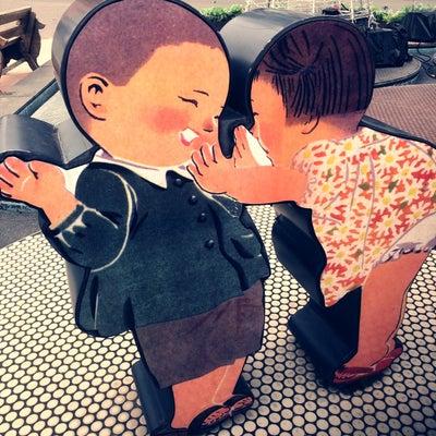 昭和の町への記事に添付されている画像