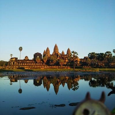 【旅費編】いよいよ旅の記録、最終回!(33)【カンボジア・シェムリアップ】の記事に添付されている画像