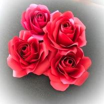 ペーパーフラワー、紙のお花について今更ですが。の記事に添付されている画像