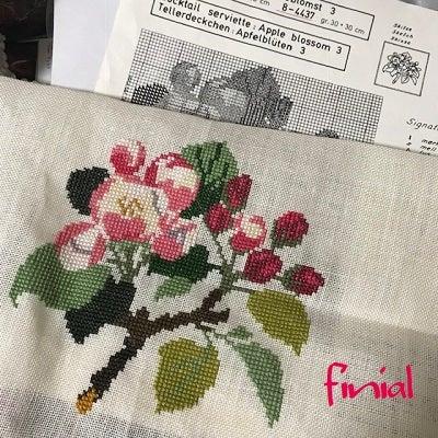 old eva リンゴの花の記事に添付されている画像