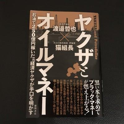 「ヤクザとオイルマネー」渡邉哲也×猫組長著を読破!の記事に添付されている画像