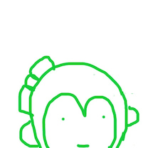 Sketchesで描いてみたよの記事に添付されている画像