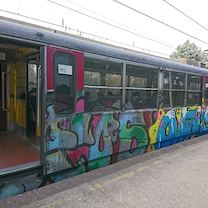 ナポリからポンペイ(鉄道比較)の記事に添付されている画像
