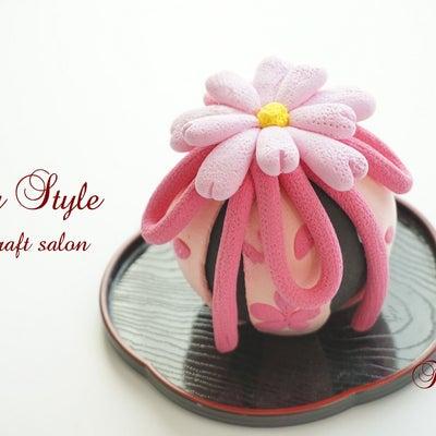 クレイ(粘土)で作るコロンと可愛い手毬♡クレイクラフトレッスンの記事に添付されている画像