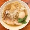 昼ごはんin下北沢『純手打ち 麺と未来/特製塩らーめん』の画像