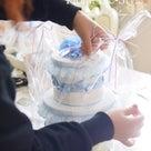 出産のお祝いにダイパーケーキ♡の記事より