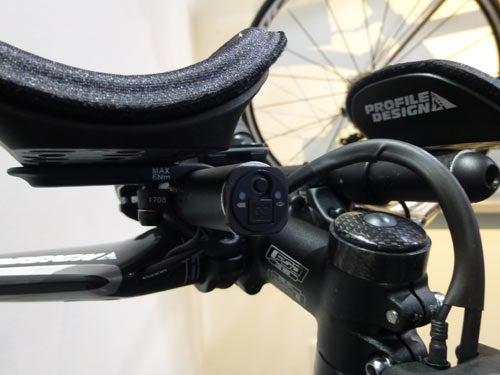 SHIMNO EW-RS910 TRIAHLON BIKE AEROBAR DHバー ジャンクション トライアスロン バイク
