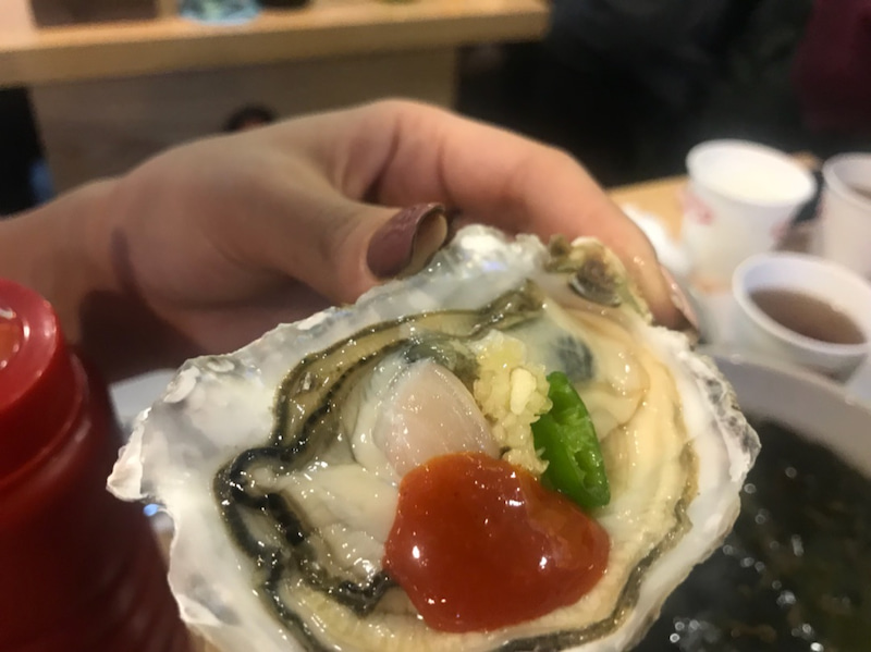 食べ 方 牡蠣 生