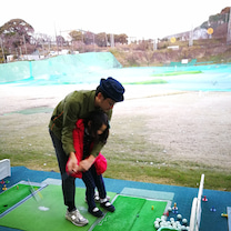 ゴルフとサッカーの記事に添付されている画像