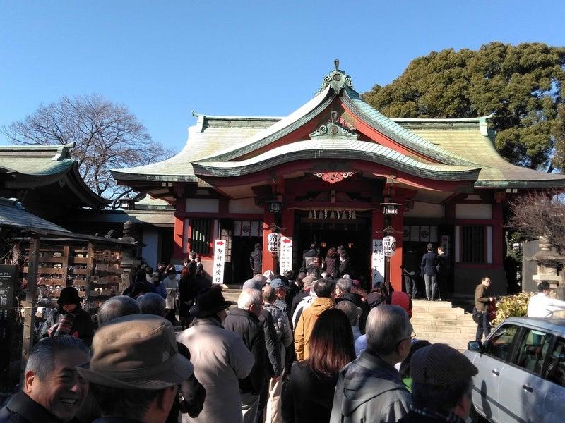 01-02 品川神社