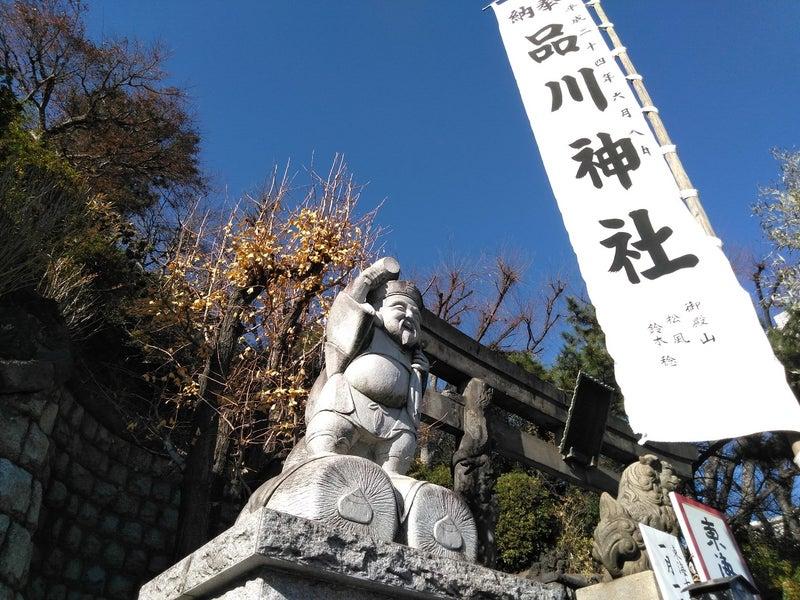 01-01 品川神社