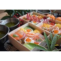 Recipe ▶ モザイクちらし寿司 Mosaic Sushiの記事に添付されている画像