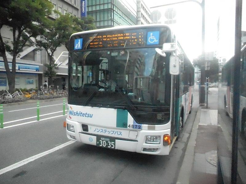 西日本鉄道4872 | 外元尚紀オフ...