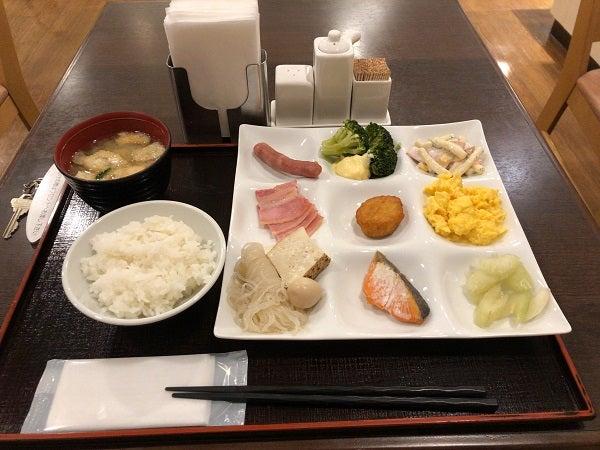 20190106 札幌第一ホテル朝食