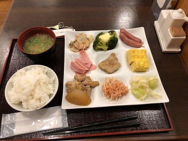 20190105 札幌第一ホテル 朝食