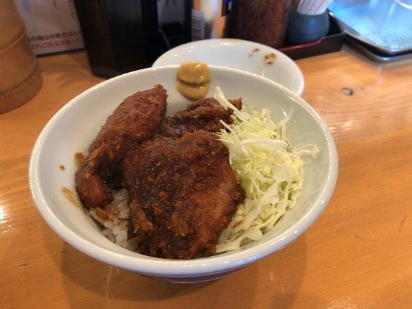 20190106 斗香庵 味噌カツ丼