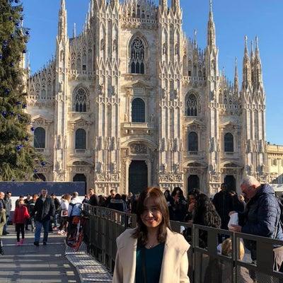 ファッションコンサルタントのイタリア旅行記~ミラノから始まるファッションの旅の記事に添付されている画像