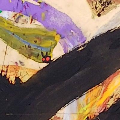 慎吾ちゃんの黒うさぎ~⭐️の記事に添付されている画像