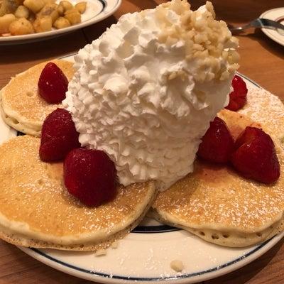 パンケーキ食べたい✨の記事に添付されている画像