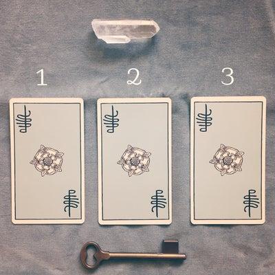 新月のカードメッセージ ★ 1/06 ~ 1/21 【3択】の記事に添付されている画像