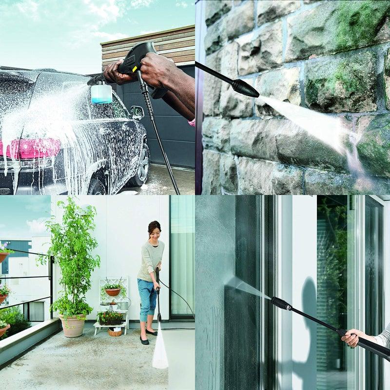 ケルヒャー 高圧洗浄機 K2 サイレント