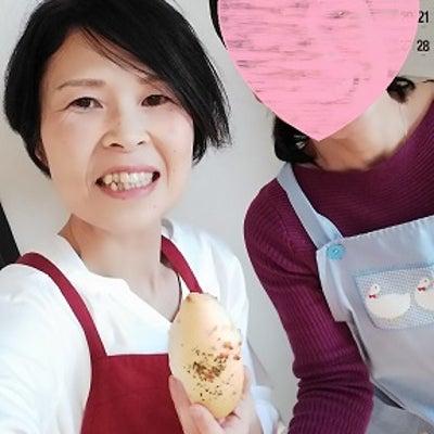 大阪:四条畷パン教室:手作りパンで、大切な人を笑顔にする幸せなパンレッスンの記事に添付されている画像