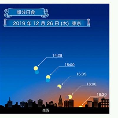 部分日食 2019年 2回目は12月26日 の記事に添付されている画像