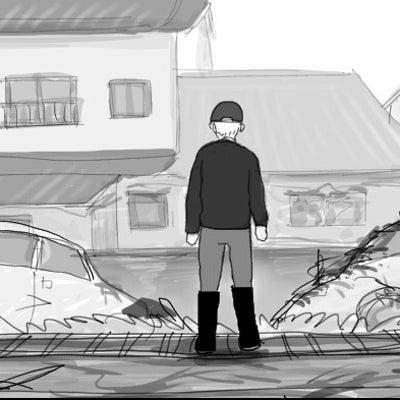 【家が全壊①】西日本豪雨災害の記録の記事に添付されている画像