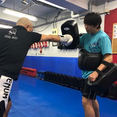 キックボクシング☆の記事に添付されている画像