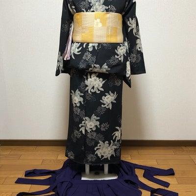 女袴の着方・着付けは意外に簡単!の記事に添付されている画像