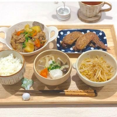 手作り野菜たっぷり夕飯♡息子の夜ご飯♡の記事に添付されている画像