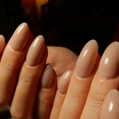超美爪の圧巻のワンカラーの記事に添付されている画像