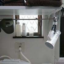 洗濯ばさみの収納場所を白くの記事に添付されている画像