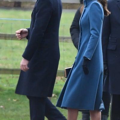 【英国王室】キャサリン妃 2019年1月6日チャーチサービスに&2018年公務数の記事に添付されている画像