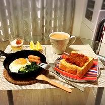 柿の酵素ジャムトーストで朝ごはん♪の記事に添付されている画像