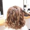 結婚式出張ヘアメイクblog/前撮りのショートヘアの花嫁アレンジの画像