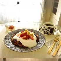 フルーツクリームフレンチトーストの記事に添付されている画像