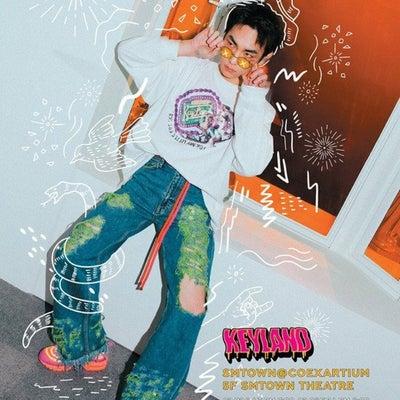 キーくん 2月に ソウルでKEY LAND !!の記事に添付されている画像