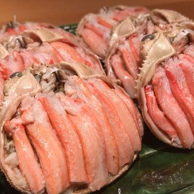 香箱蟹です!の記事に添付されている画像