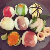 手まり寿司の記事に添付されている画像