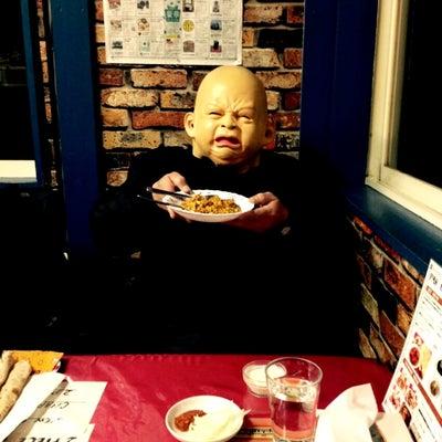 パクカレーレストラン■一昨日の晩メシ■羊脳味噌■Pak Curry Restauの記事に添付されている画像