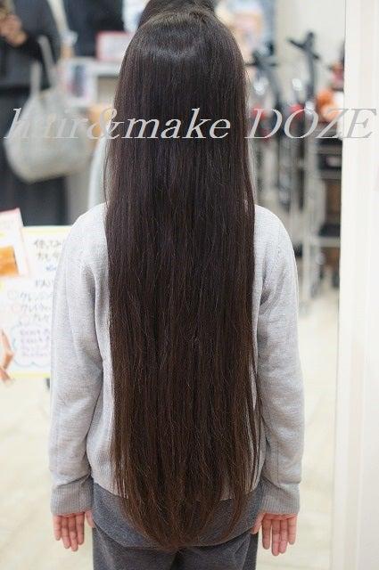 ヘアドネーション~髪の毛の寄付