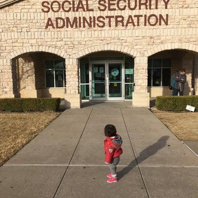 ソーシャルセキュリティーナンバー取得!の記事に添付されている画像