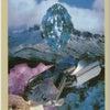 自分の中心を意識する - ボイジャータロットTwo of Crystals:Equanimitの画像