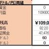 1/9 【CAD×円】両建編 <新規>買400ドル の画像